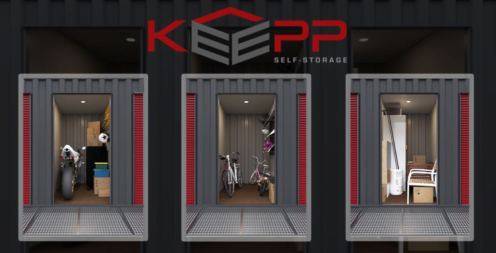 KEEPP begins equity-token crowdfunding to grow self-storage business in Latvia 1
