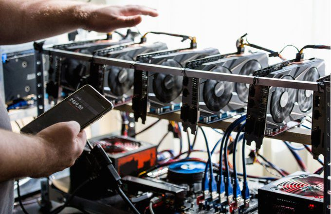 Crypto Mining Ban In Canadian Town 1