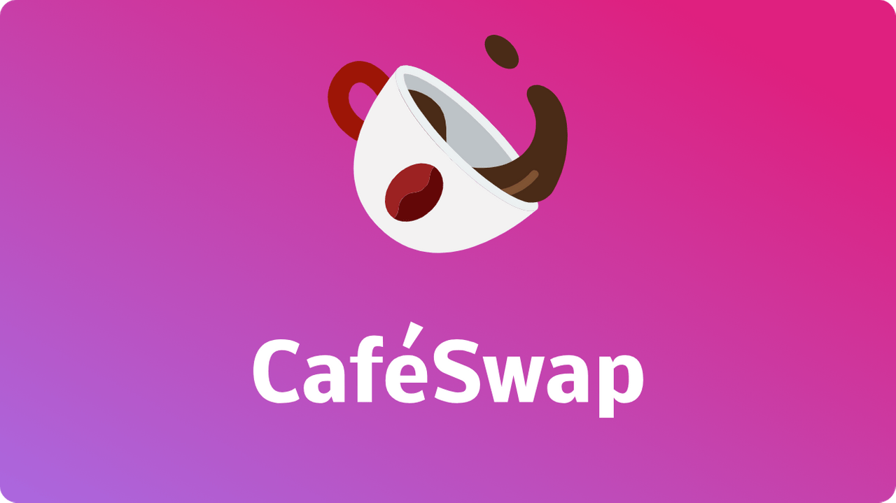 CafeSwap Launches on the Interoperable Polygon